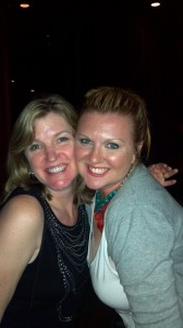Me with the lovely Jamie McGuire