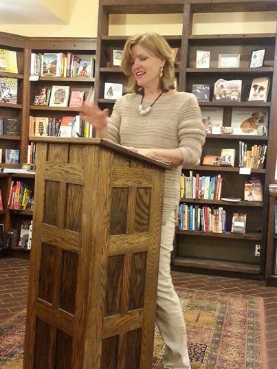 Angie Stanton Speaking